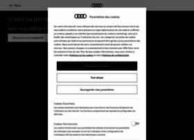 Audi.fr thumbnail