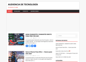 Audienciadetecnologia.com thumbnail