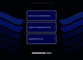Audiobooksforfree.com thumbnail