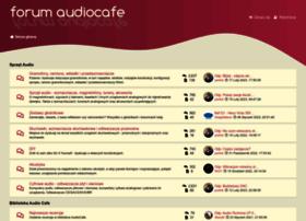 Audiocafe.pl thumbnail