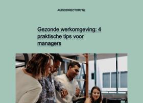 Audiodirectory.nl thumbnail