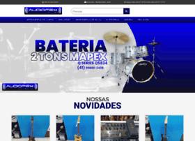 Audiofex.com.br thumbnail