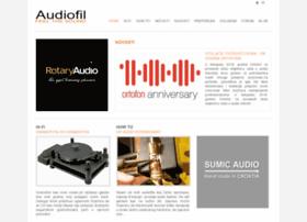 Audiofil.hr thumbnail