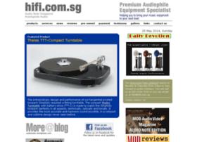 Audionote.com.sg thumbnail