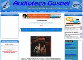 Audiotecagospel.net thumbnail