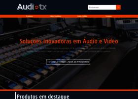 Audiotx.com.br thumbnail
