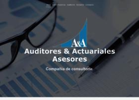 Auditoresyactuariales.com.co thumbnail