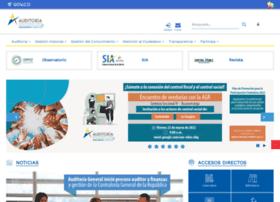 Auditoria.gov.co thumbnail