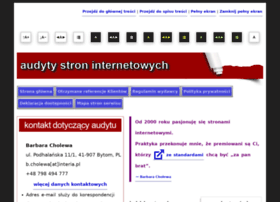 Audyty-stron-internetowych.pl thumbnail