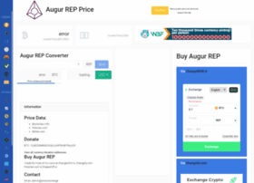Augur.price.exchange thumbnail
