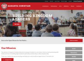 Augustachristian.org thumbnail