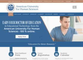 Auhs-edu.com thumbnail