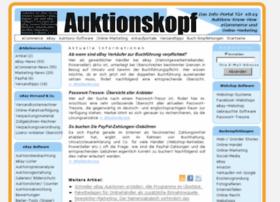 Auktionskopf.de thumbnail