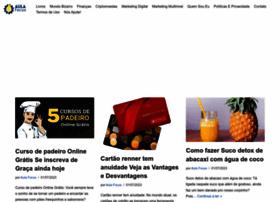 Aulafocus.com.br thumbnail