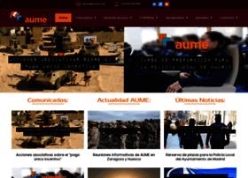 Aume.org thumbnail