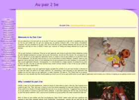 Aupair2be.com thumbnail