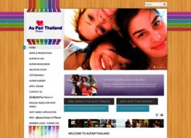 Aupairthailand.org thumbnail