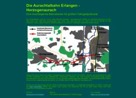 Aurachtalbahn.de thumbnail