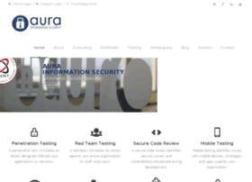 Aurasoftwaresecurity.co.nz thumbnail