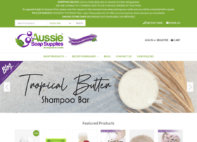 Aussiesoapsupplies.com.au thumbnail