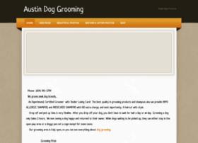 Austindoggrooming.ca thumbnail