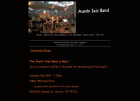 Austinjazzband.org thumbnail
