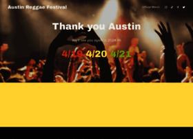 Austinreggaefest.com thumbnail