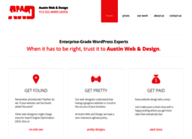 Austinwebanddesign.com thumbnail