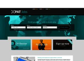 Australia.xpatjobs.com thumbnail