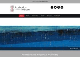 Australianart.info thumbnail