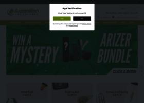 Australianvaporizers.com.au thumbnail