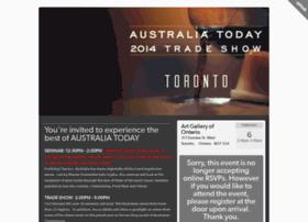 Australiatodaytoronto.splashthat.com thumbnail