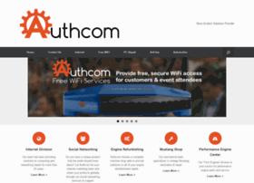 Authcom.com thumbnail