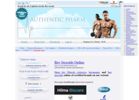 Authenticpharm.com thumbnail