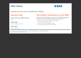 Authorgateway.ieee.org thumbnail