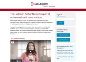 Authornetwork.harlequin.com thumbnail