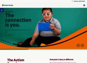 Autism-society.org thumbnail