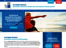 Autisme-france.fr thumbnail