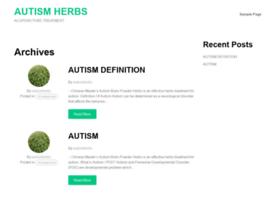Autismherbs.com thumbnail