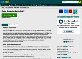 Auto-classifieds-script.soft112.com thumbnail