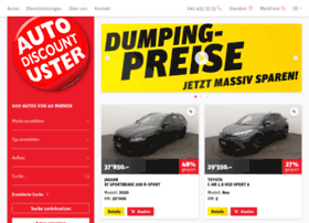 Auto-discount-uster.ch thumbnail