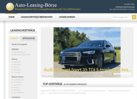 Auto-leasing-boerse.de thumbnail