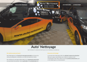 Auto-nettoyage.fr thumbnail