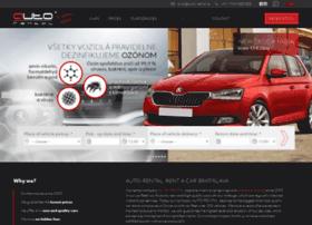 Auto-rental.sk thumbnail