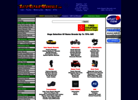 Auto-repair-manuals.com thumbnail