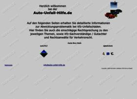 Auto-unfall-hilfe.de thumbnail