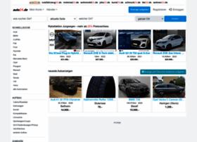 Auto24de At Wi Automarkt Gebrauchtwagen Und Neuwagen Autos Aus