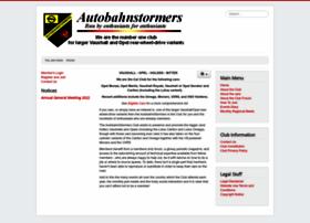 Autobahnstormers.org.uk thumbnail