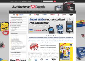 Autobaterie-pktechnik.cz thumbnail