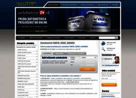 Autobaterie24.sk thumbnail